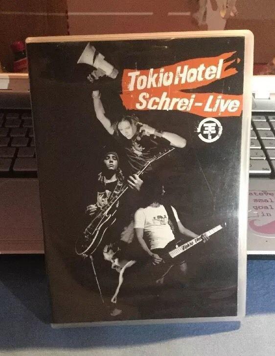 schrei live dvd: