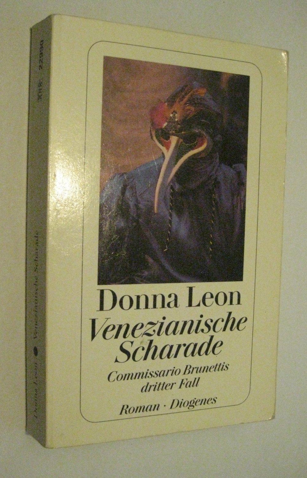 Donna Leon Venezianische Scharade