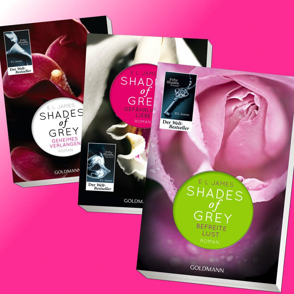 Grey 2 Buch
