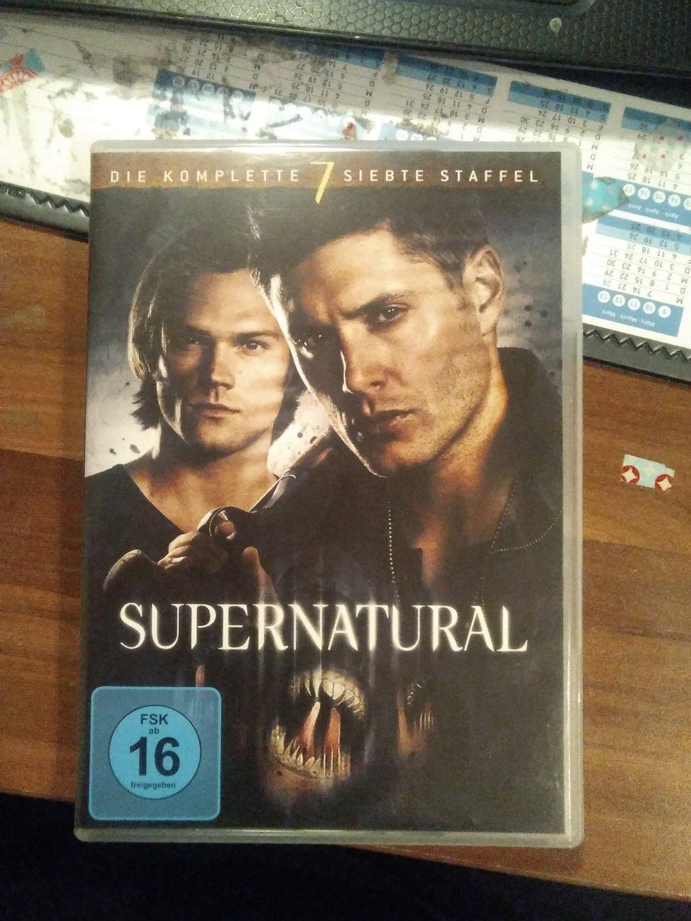 Supernatural Staffel 7