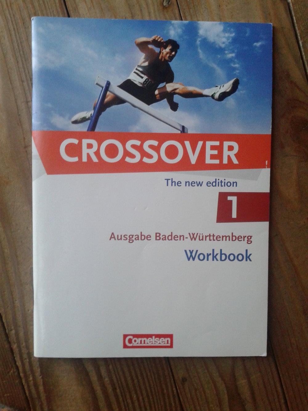 Crossover 1 Englisch Workbook Baden-Württemberg 11. Klasse Gymnasium ...