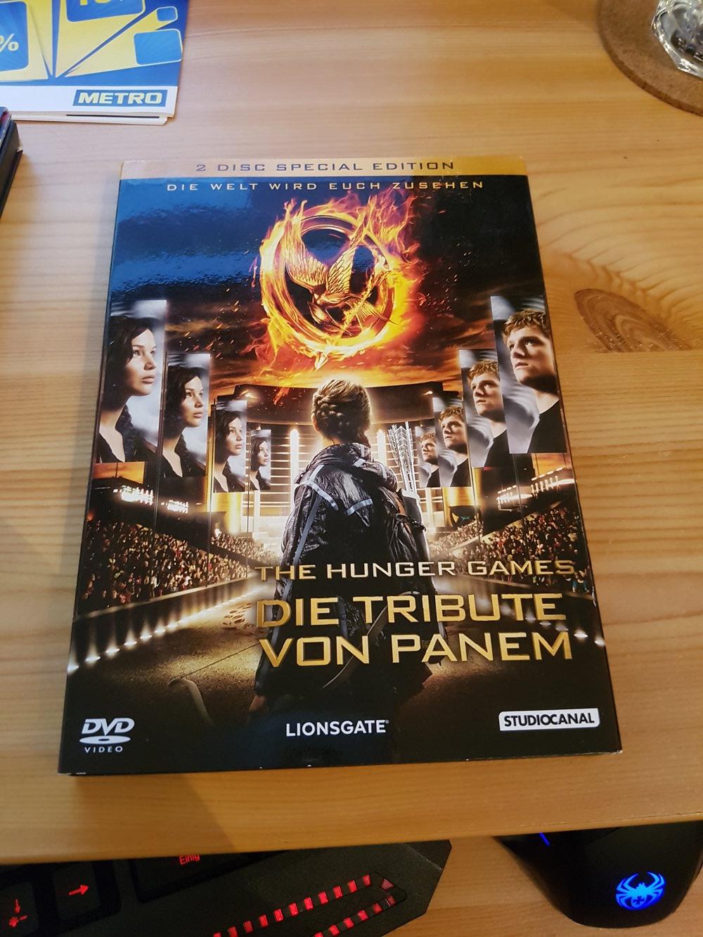 Die tribute von panem the hunger games for Die tribute von panem film