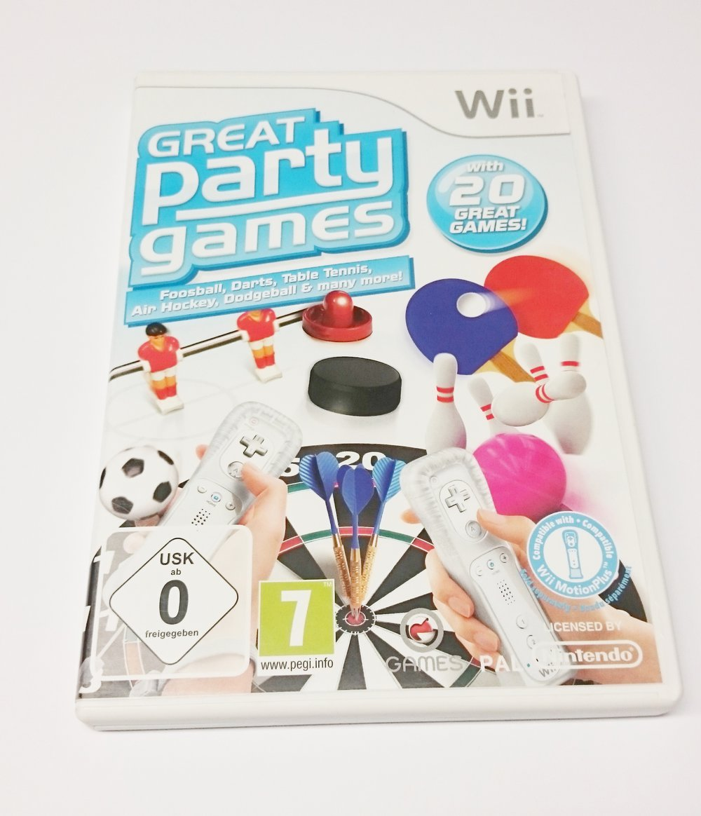 Wii party Pal