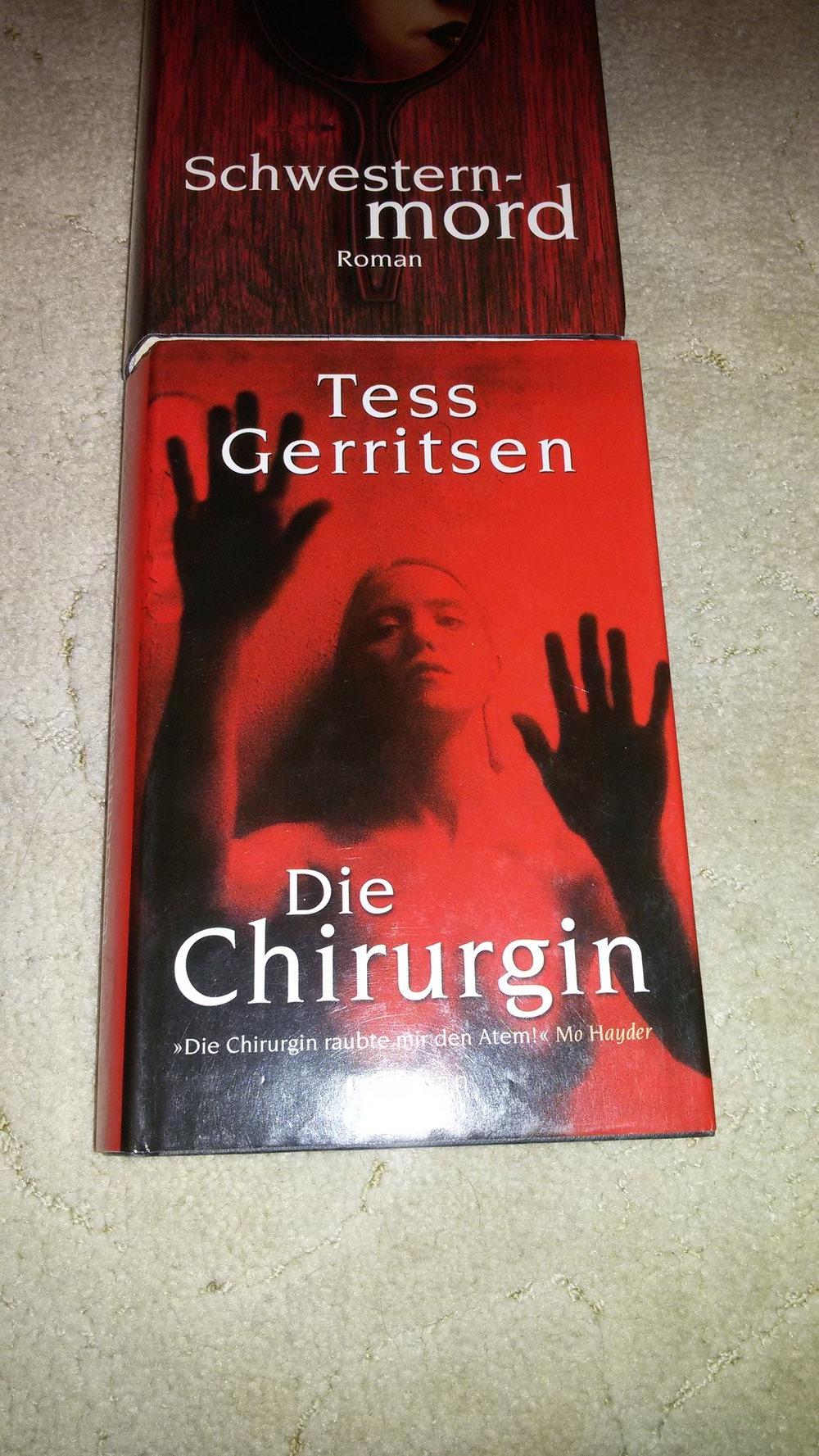 Bestseller Bücher thriller