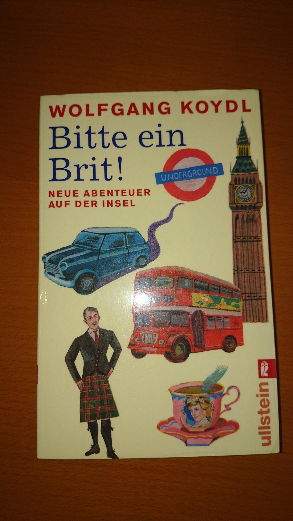 Bitte ein Brit! neue Abenteuer auf der Insel :: Kleiderkorb.de