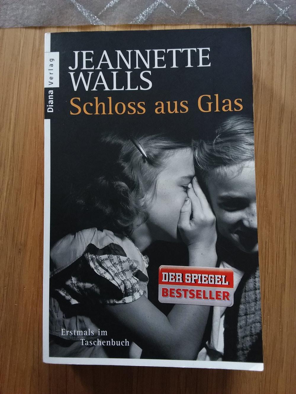 Jeannette Walls Schloss Aus Glas Kleiderkorb De
