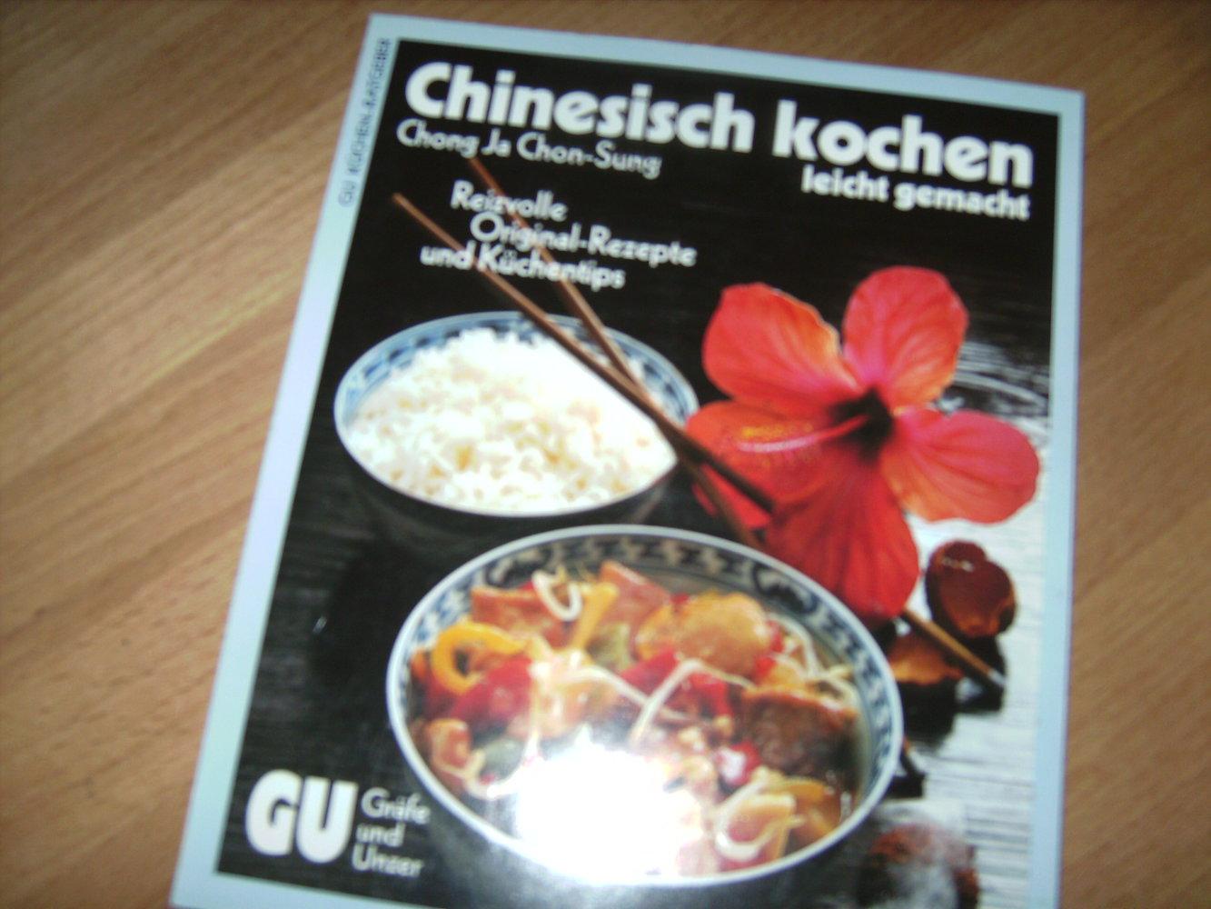 Chinesisch asiatische kochrezepte kochbuch essen in wok for Chinesisch kochen