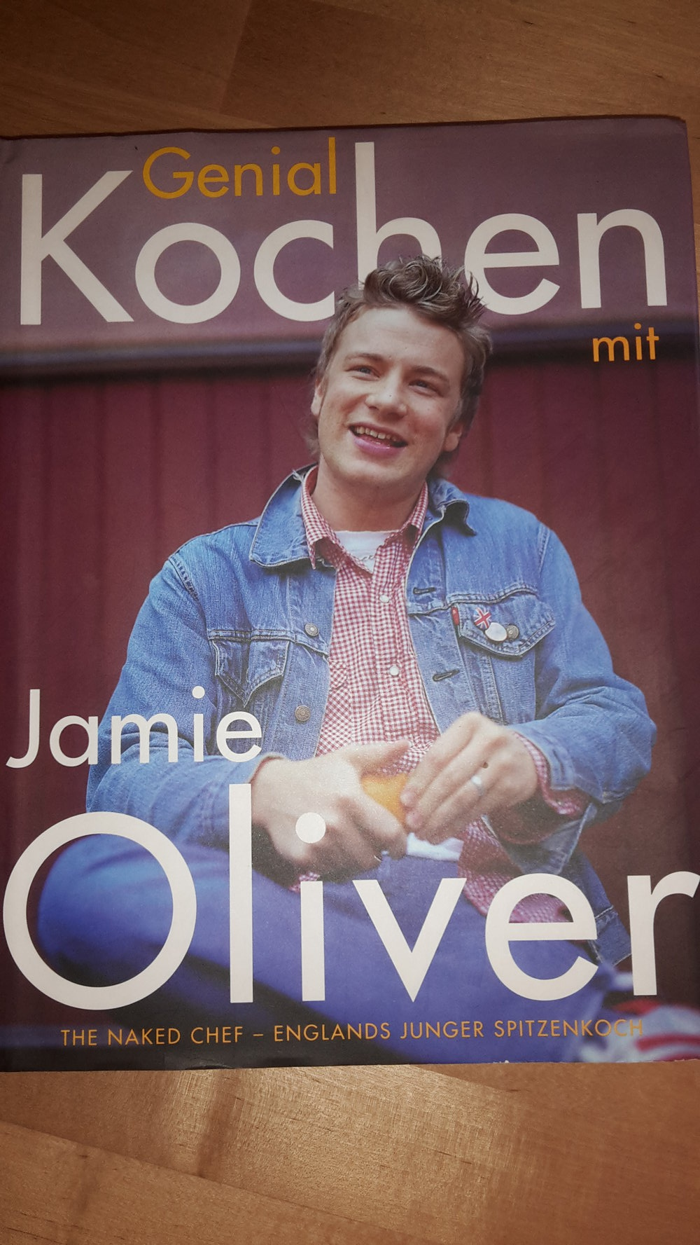 genial kochen mit jamie oliver. Black Bedroom Furniture Sets. Home Design Ideas