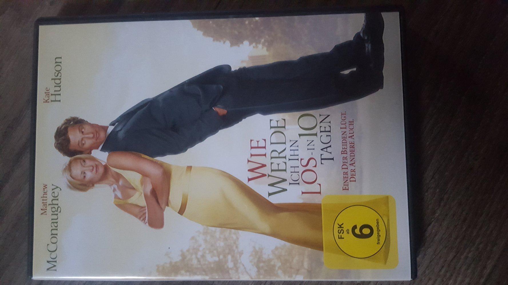 DVD Wie Werde Ich Ihn Los In 10 Tagen :: Kleiderkorb.de
