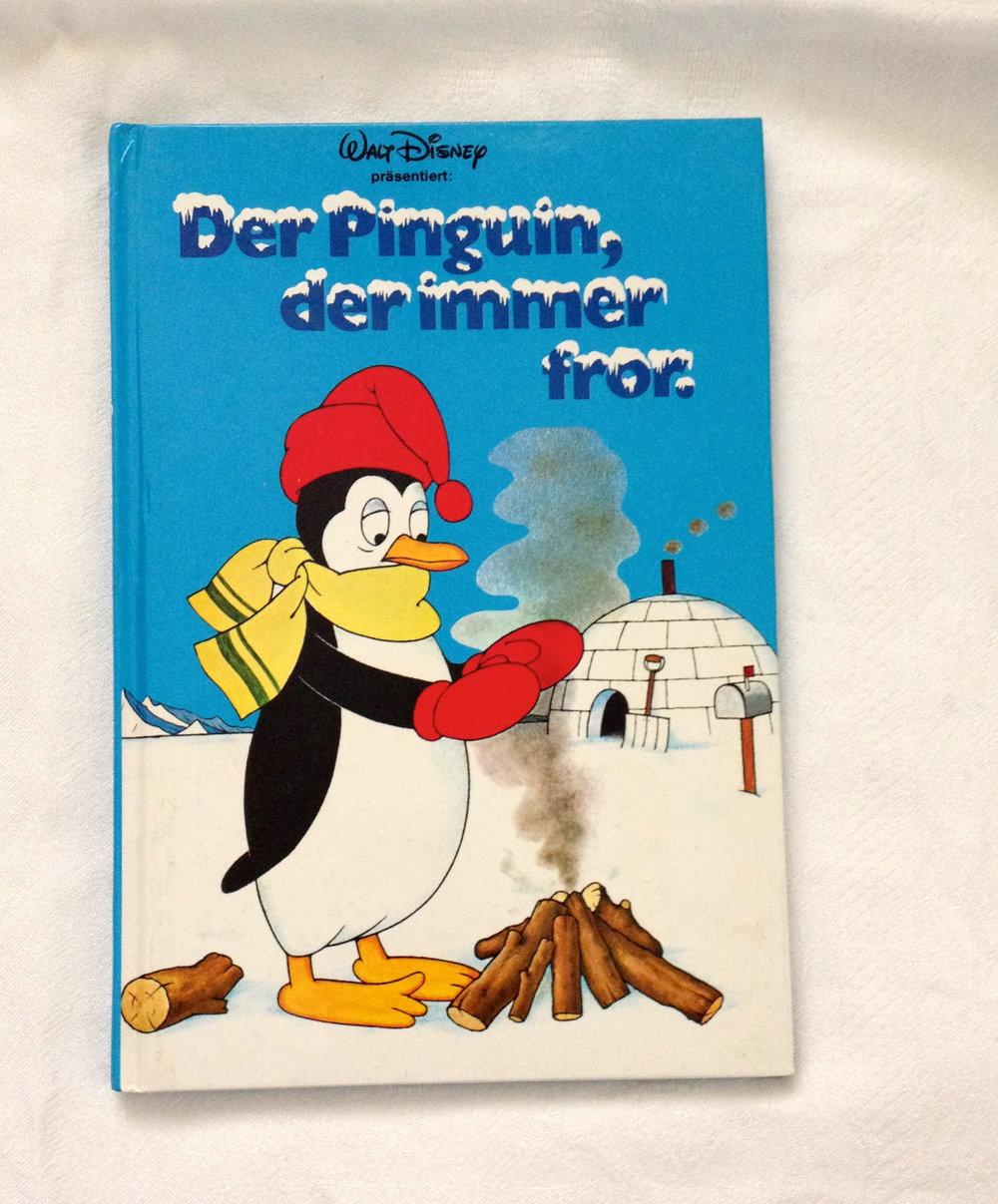 Der Pinguin Der Immer Fror