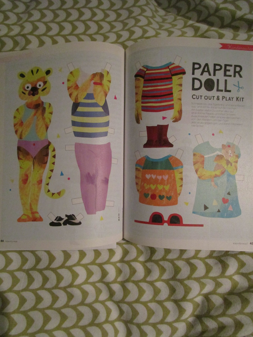 kleinformat 8 magazin zeitschrift kreative eltern diy kinder erziehung selbstgemacht hip basteln. Black Bedroom Furniture Sets. Home Design Ideas