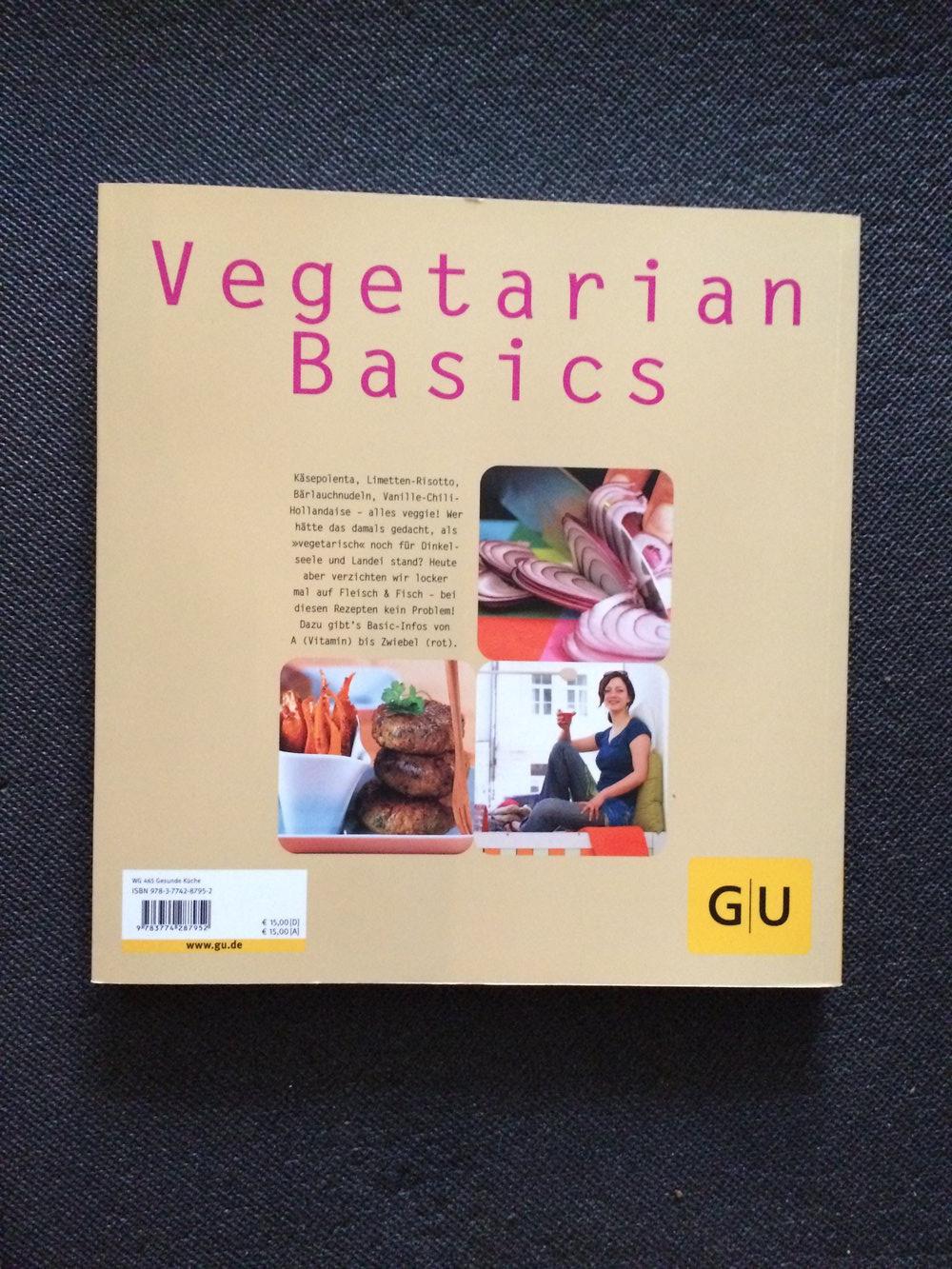 vegetarian basic alles was man braucht zum gl ck au er fisch fleisch. Black Bedroom Furniture Sets. Home Design Ideas