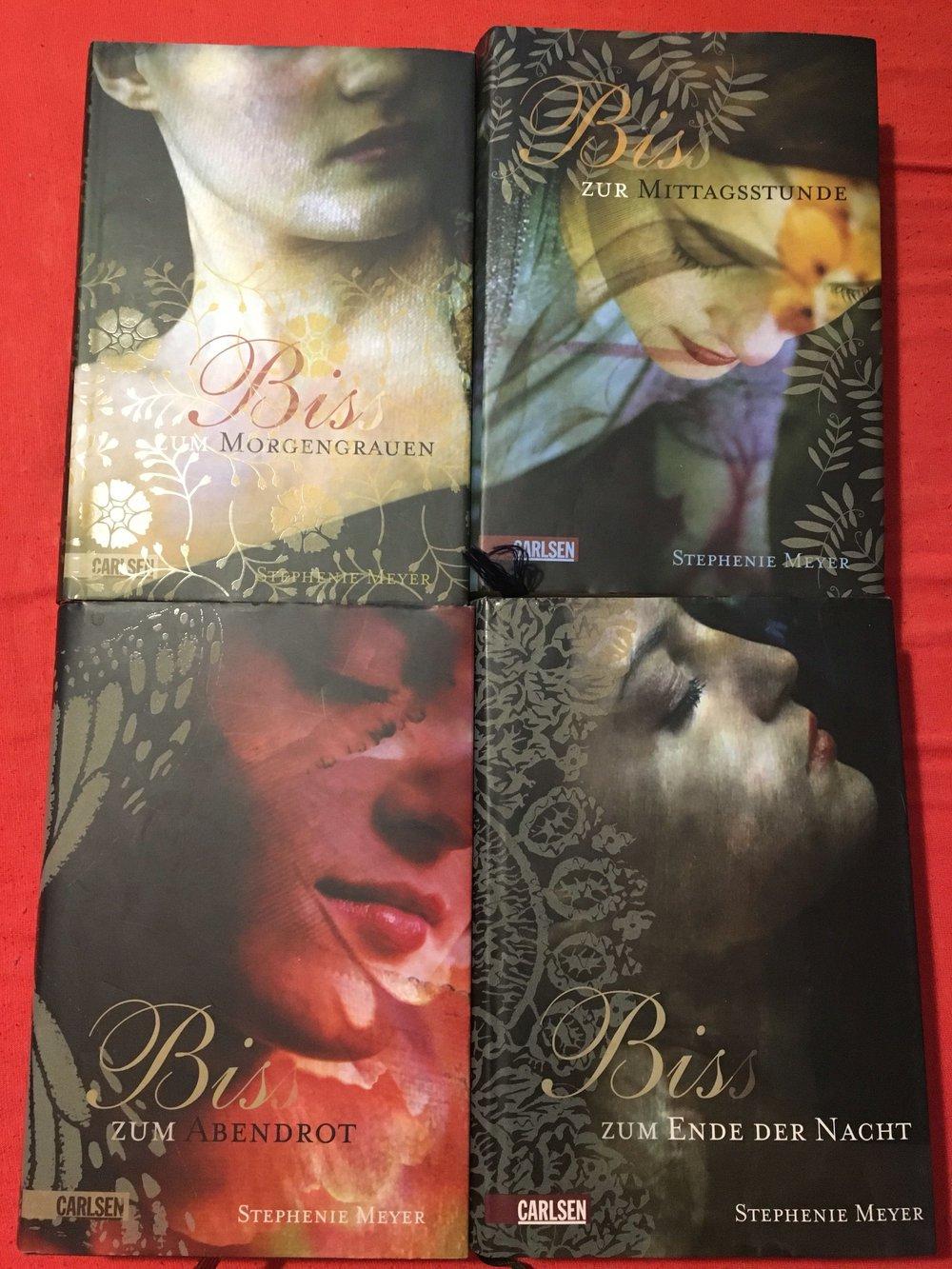 Twilight Bücher