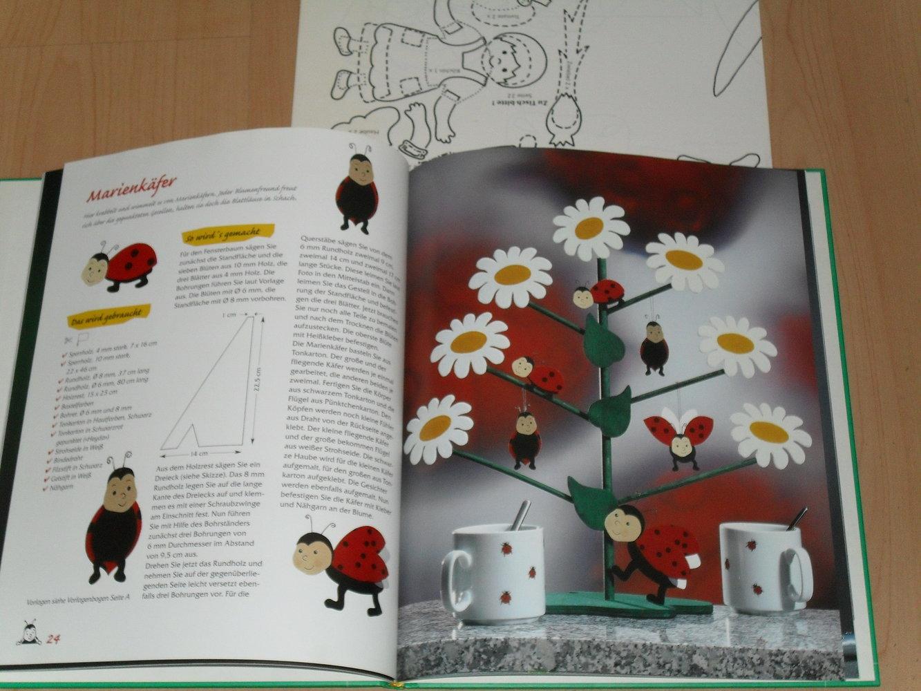 Batselbuch Fensterbäume neue Formen von Marion Dawidowski ...