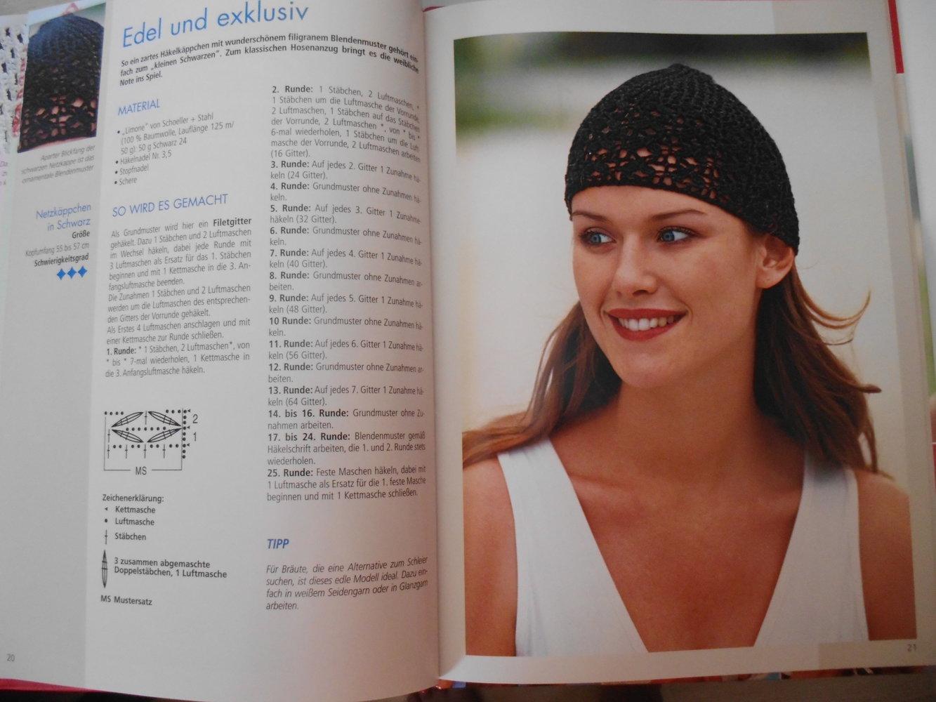 Hüte Und Kappen Häkeln Kleiderkorbde
