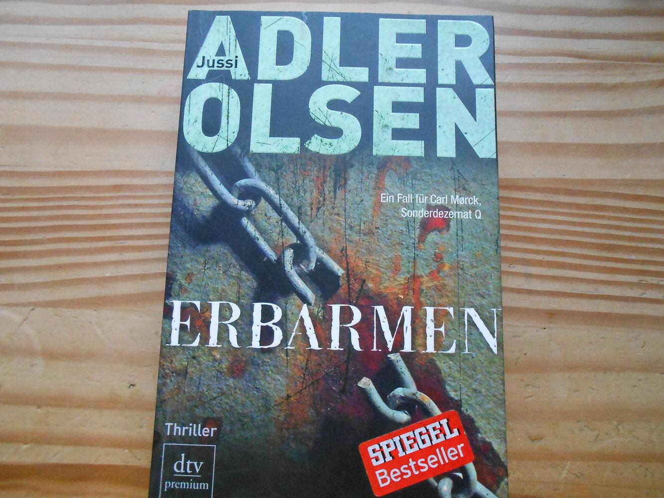 Adler Olsen Erbarmen