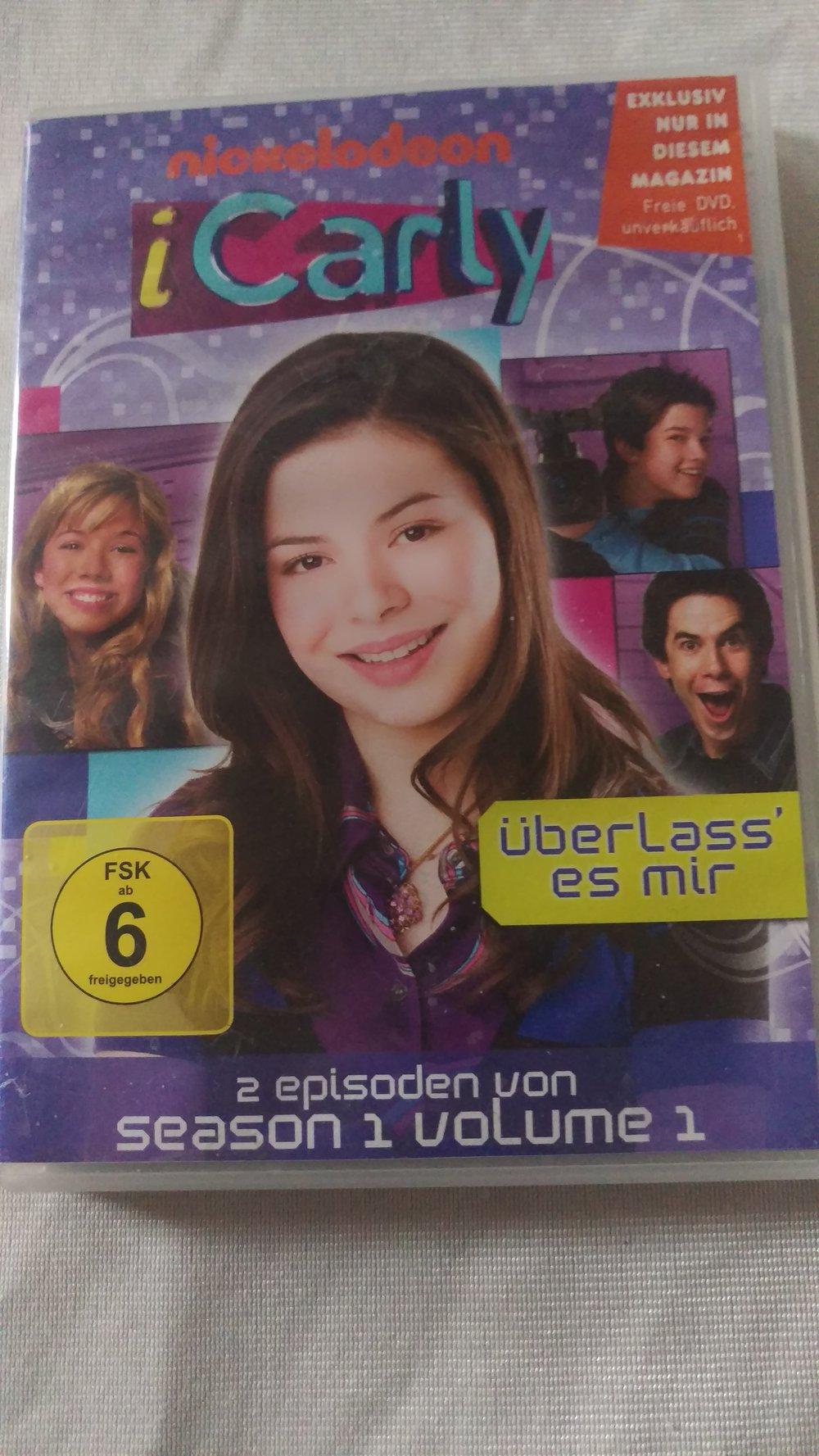 Icarly Staffel 1