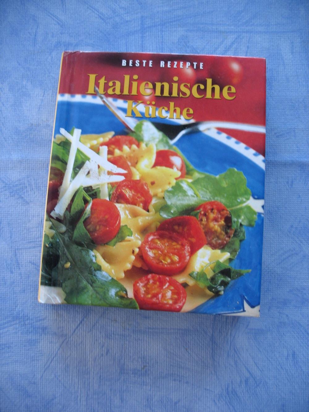 Kochbuch italenische k che for Italienisches kochbuch