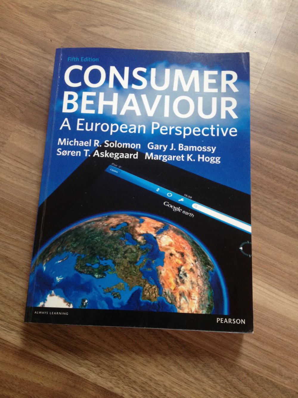 consumer behaviour a european perspective 5th edition pdf