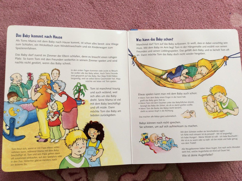 Ein Baby # Kinderbuch Klappenbuch :: Kleiderkorb.de