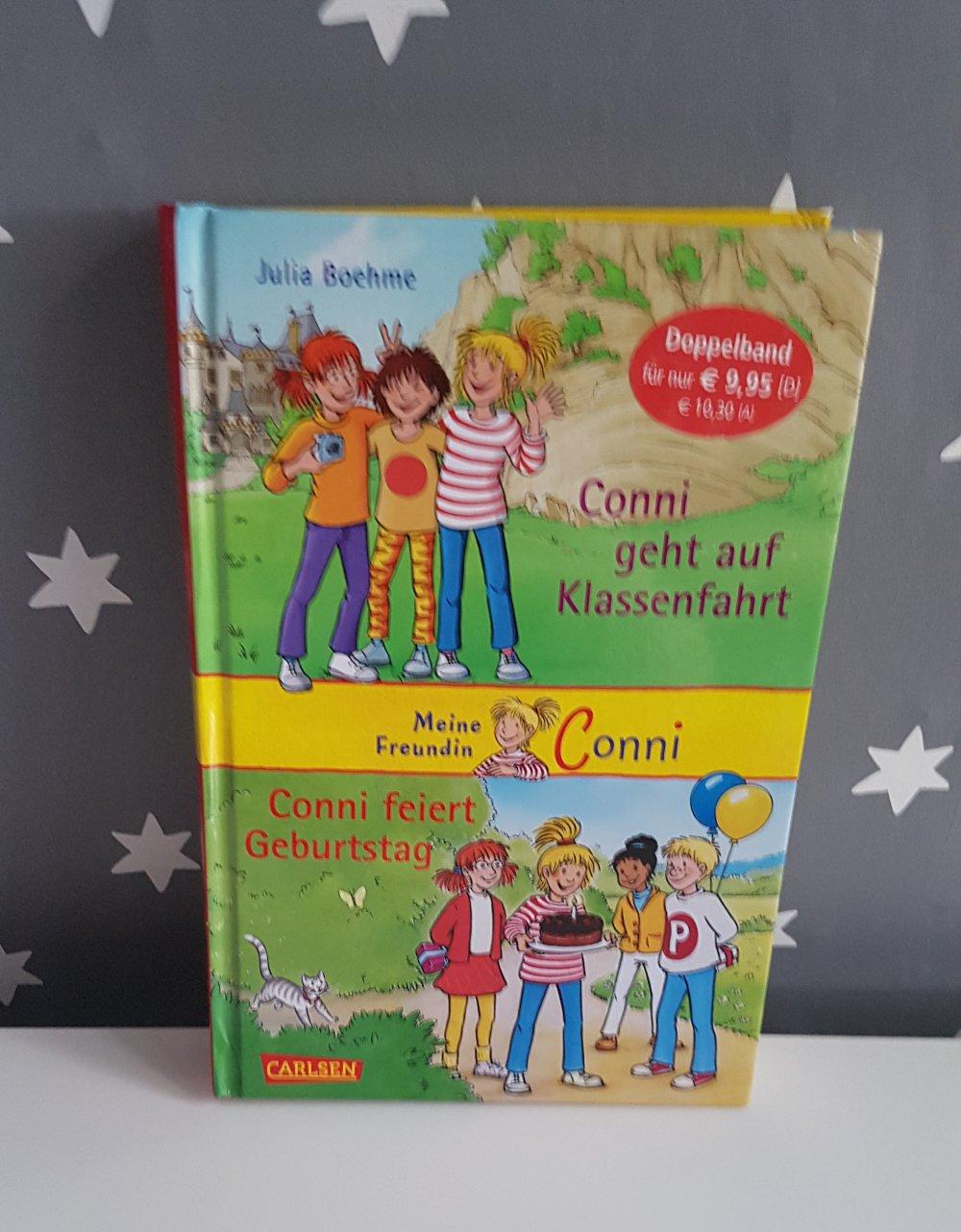 Carlsen Buch Meine Freundin Conni Geht Auf Klassenfahrt Feiert