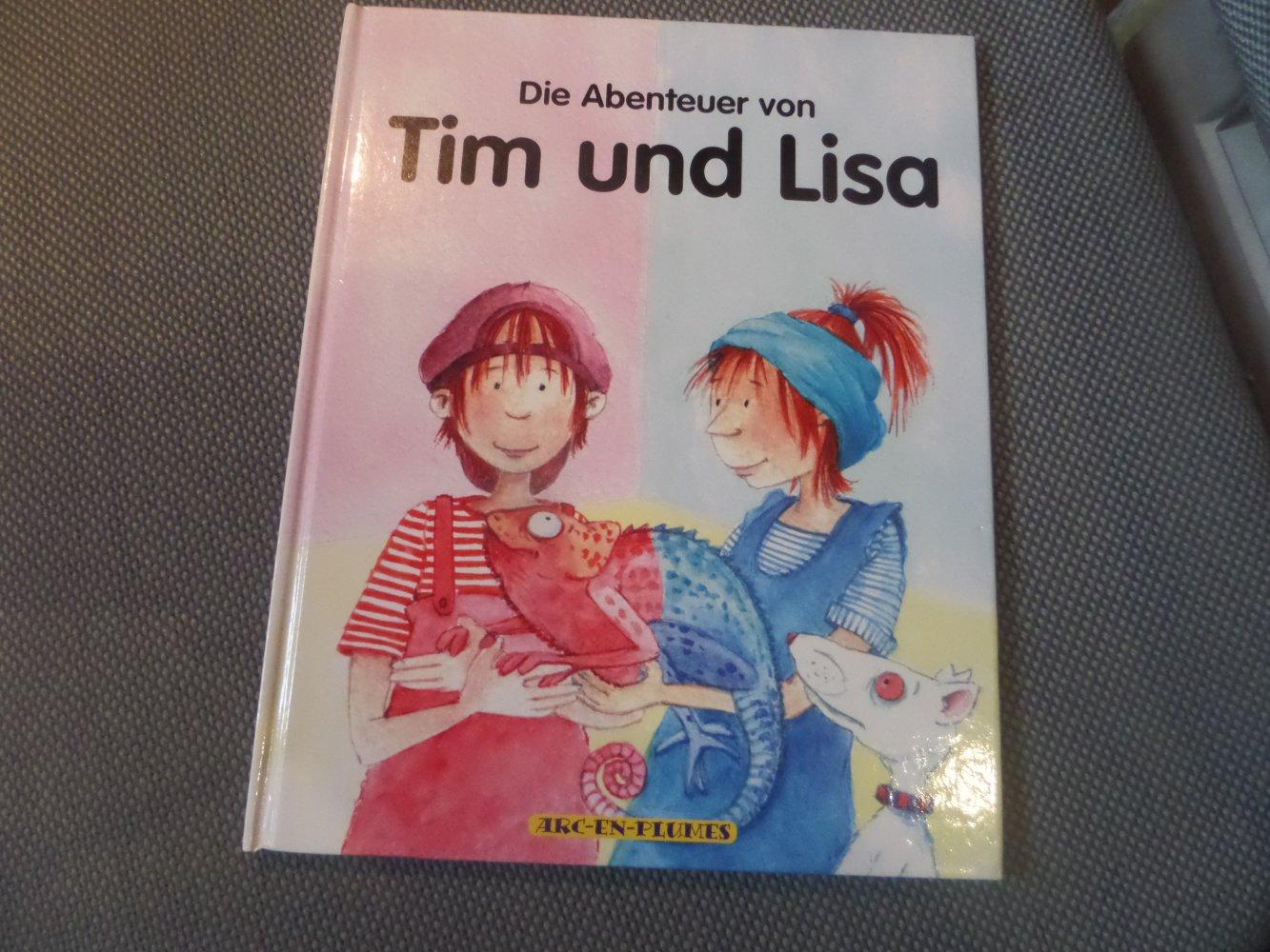 Buch die abenteuer von tim und lisa for Tim malzer die kuche buch