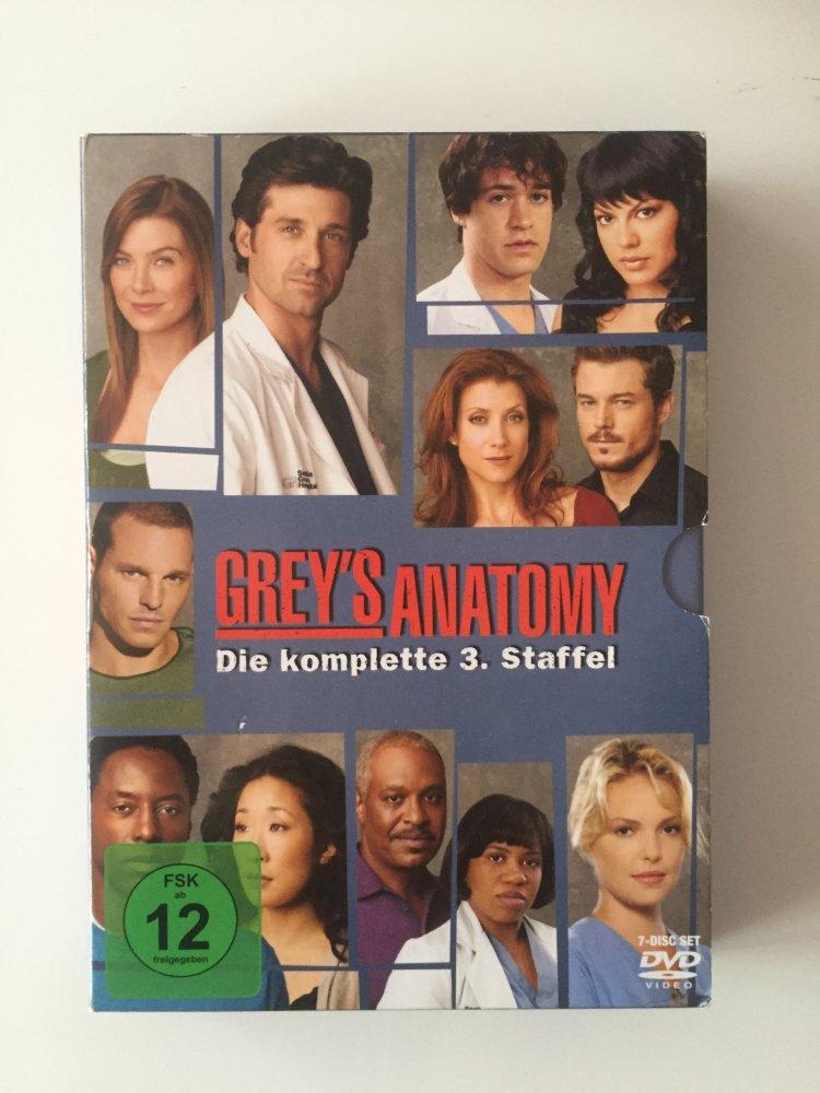 Greys Anatomy Staffel 3 :: Kleiderkorb.de
