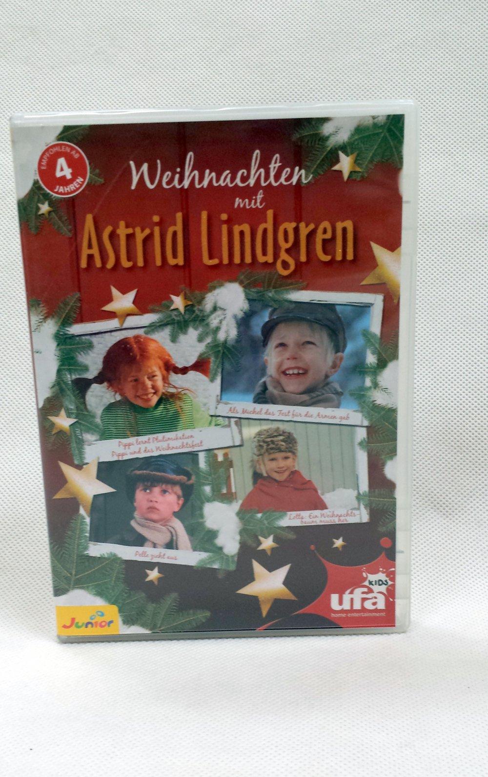 Weihnachten mit Astrid Lindgren - DVD ab 4 Jahren :: Kleiderkorb.de