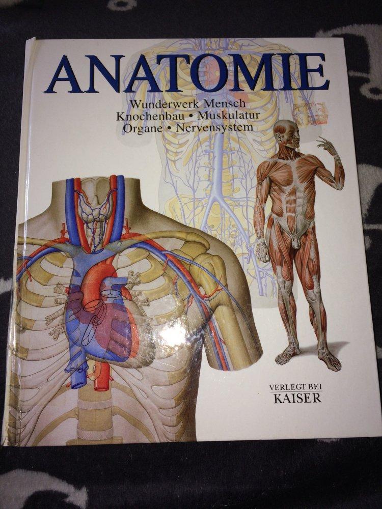 Anatomie Buch, Ratgeber :: Kleiderkorb.de