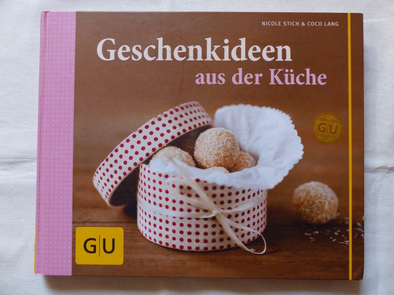 Geschenkideen aus der Küche von GU