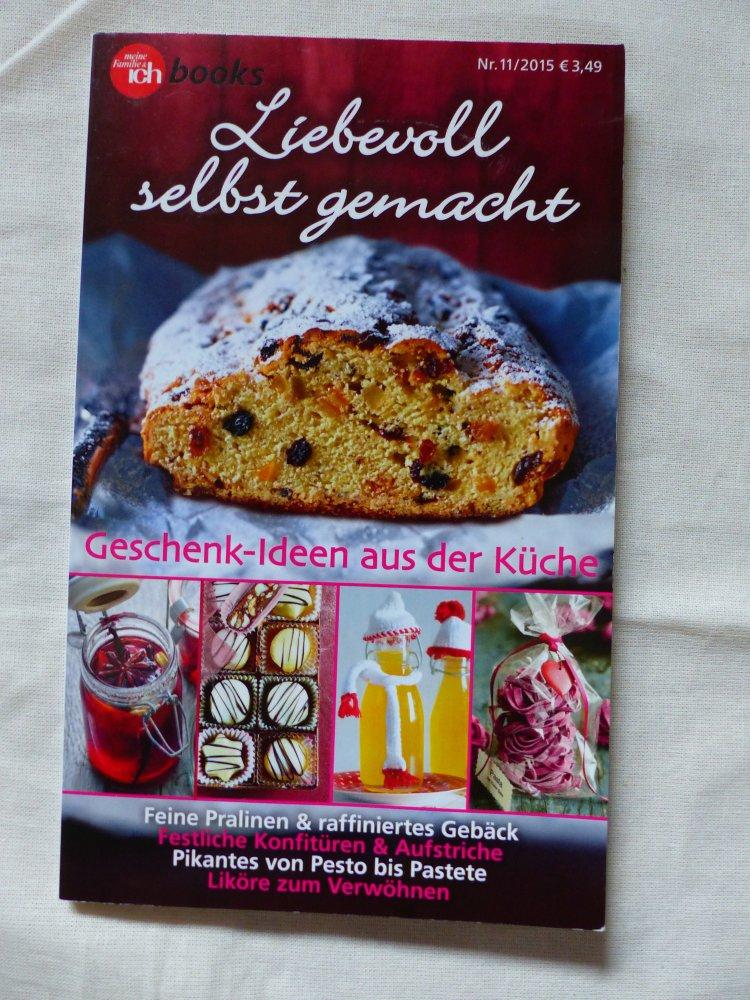 Liebevoll selbstgemacht - Geschenkideen aus der Küche :: Kleiderkorb.de