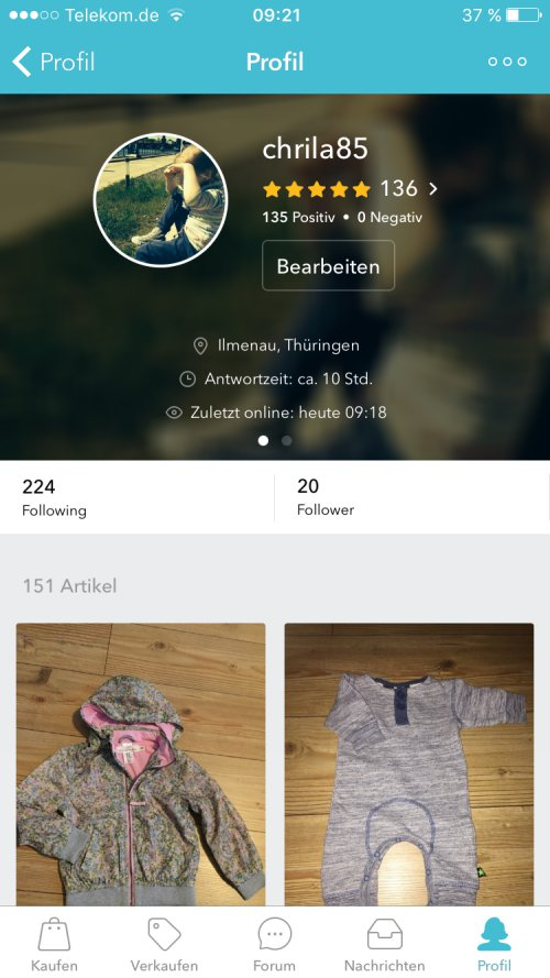 f9482beeed Kleiderkorb.de :: Shoutbox