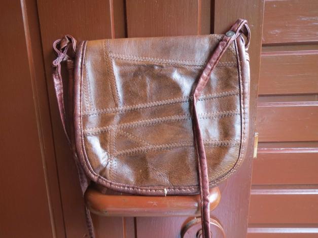 C&A Handtasche Farbe:dunkelblaubraun