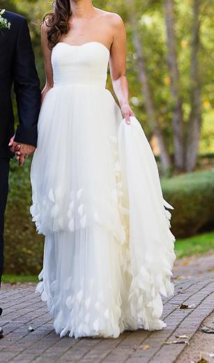 San Patrick - Romantisches Brautkleid von St. Patrick Calais, Größe ...