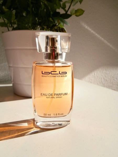 Beauty Cosmetics Berlin Eau de Parfum gold 50ml