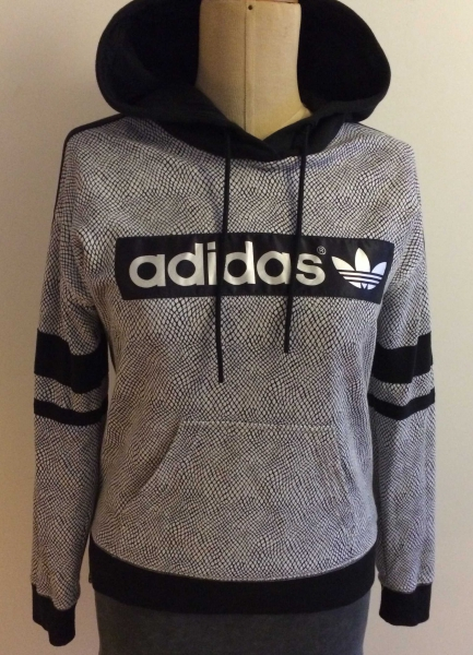 adidas damen pullover mit muster. Black Bedroom Furniture Sets. Home Design Ideas