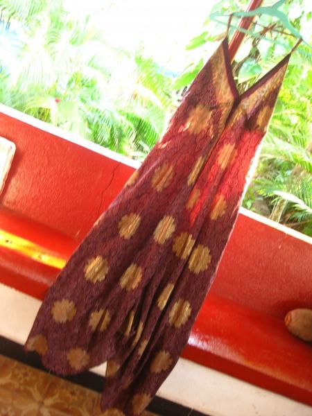 festival kleid ethno muster hippie ethno bali - Kleid Ethno Muster