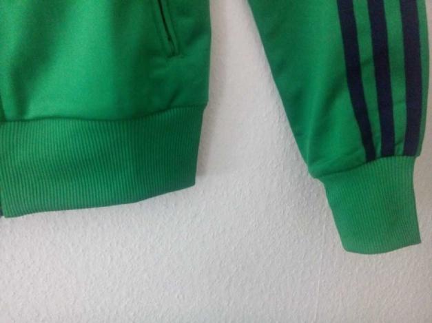 Adidas Firebird Jacke grün blau NEU! Adidas Firebird Jacke grün blau ... 835734d84c