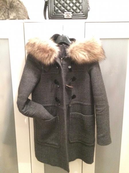 am besten auswählen modernes Design Neupreis Mantel Frauen Zara