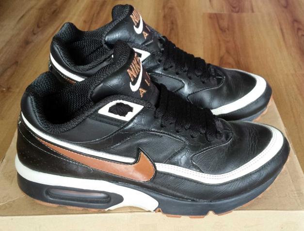 2008 Rar Schwarz Max Bronze Classics Kollektion Gr Air Nike