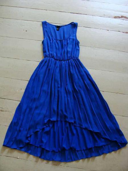 Konigsblaues Kleid Festlich Xs Kleiderkorb De