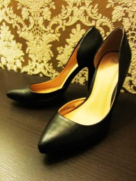 pimkie super sch ne high heels spitz schwarz stiletto. Black Bedroom Furniture Sets. Home Design Ideas