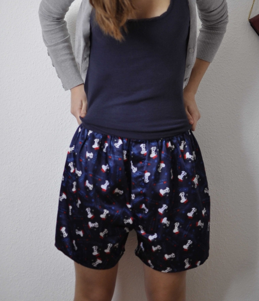 snoopy boxershorts flanell schlafanzug damen rot kariert. Black Bedroom Furniture Sets. Home Design Ideas