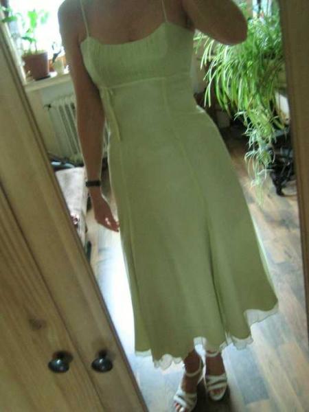 942f766f674451 Seidenkleid Kleid Sommerkleid / Vera Mont :: Kleiderkorb.de