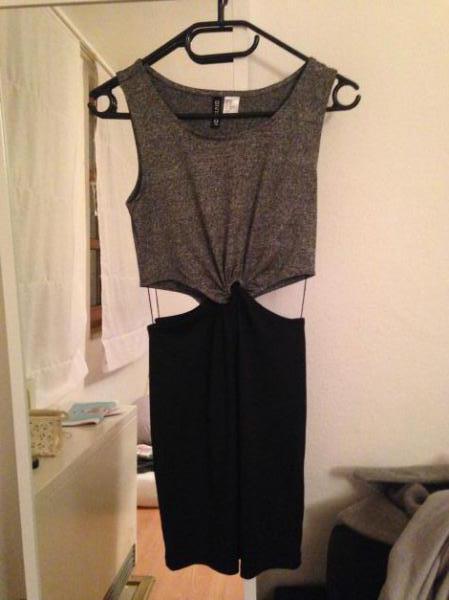 Cut Out Kleid H&m – Mode-Modell Geschichte
