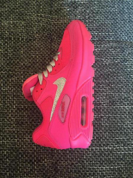 Nike Air Max Glitzer