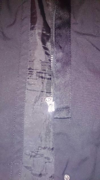 Langer mantel schwarz h m - Schwarzer langer mantel ...