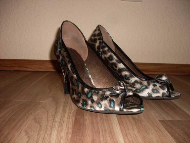 premium selection 41efd 324d1 leoparden schuhe (39)