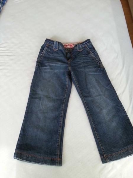 741575b86bc14a sommerliche Jeanshose von Esprit :: Kleiderkorb.de