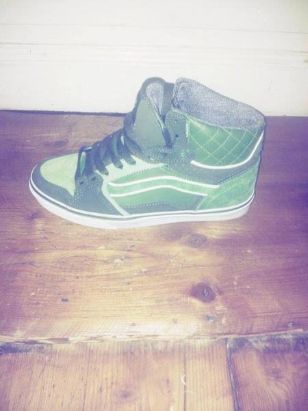 f4e0f43393 Vans - VANS Owens Hi Vulc Mu Schuhe Sneaker Skater